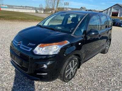 brugt Citroën C3 Picasso 1,6 HDI Attraction 90HK