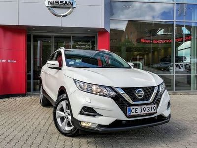 second-hand Nissan Qashqai 1,3 Dig-T Acenta NNC Display Roof Pack DCT 160HK 5d