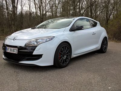 brugt Renault Mégane 2,0 RS T 250HK Coupe