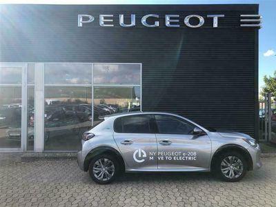 brugt Peugeot e-208 el EL Allure 136HK 5d Aut.