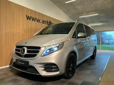 brugt Mercedes V250 d Avantgarde aut. lang