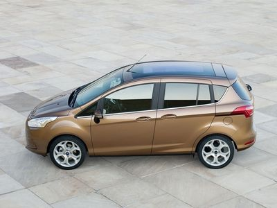 brugt Ford B-MAX 1.6 TDCi (95 HK) Hatchback, 5 dørs Forhjulstræk Manuel