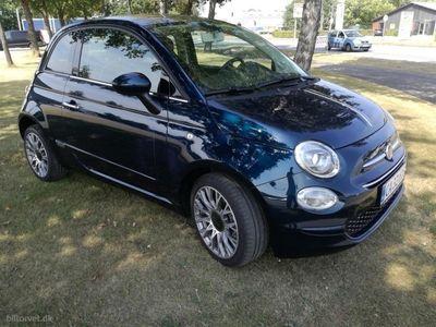 brugt Fiat 500 0,9 TwinAir Summer Edition Start & Stop 80HK 3d