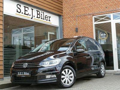 usata VW Touran TSi Comfortline BMT 7prs 150HK 5d