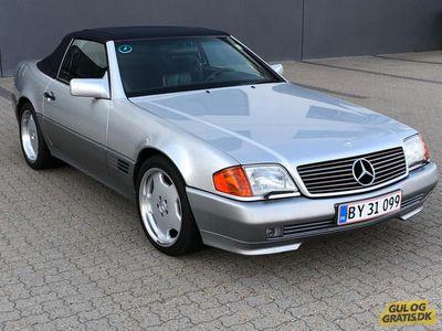 brugt Mercedes SL500