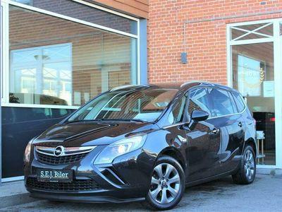 brugt Opel Zafira Tour 1,6 CDTI Enjoy 136HK 6g A+