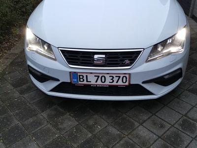 brugt Seat Leon 1.4 TSI 150 HK ACT 110 kw ST. CAR 6 trins manuel