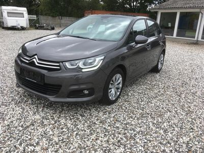 brugt Citroën C4 1,6 Blue HDi Feel Complet start/stop 100HK 5d