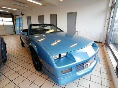 brugt Chevrolet Camaro RS 5,0 Cabrio 5,0