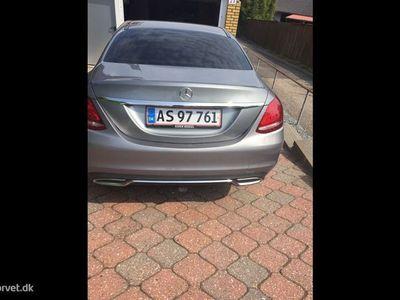 brugt Mercedes C200 1,6 Bluetec 7G-Tronic Plus 136HK 7g Aut.