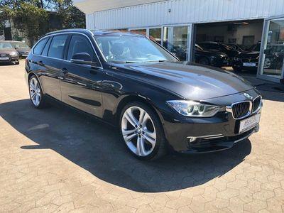 käytetty BMW 330 d 3,0 Touring aut.