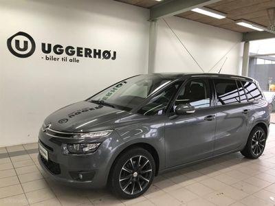 usata Citroën Grand C4 Picasso 1,6 e-HDi Seduction 115HK 6g