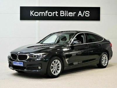 brugt BMW 320 Gran Turismo d Executive aut. 2,0