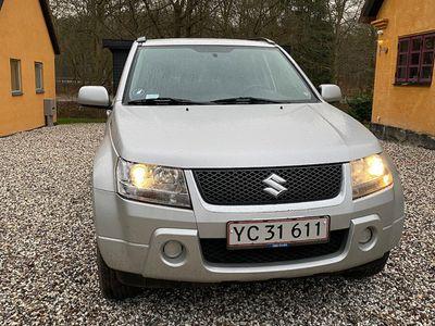 brugt Suzuki Grand Vitara 2,0 L
