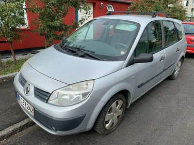 brugt Renault Grand Scénic II 1,6 Authentique Pack