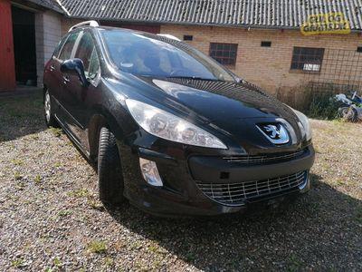 brugt Peugeot 308 1.6HDI Comfort SW 7 PERS
