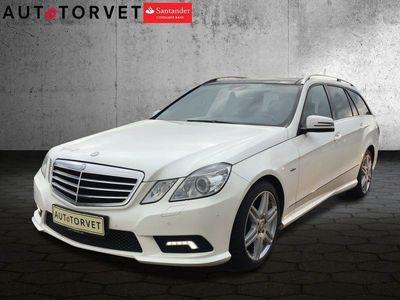 brugt Mercedes E350 0 CDi stc. aut.