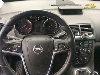brugt Opel Meriva Opel meriva