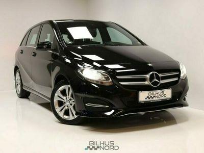 brugt Mercedes B200 d 2,2 Business aut. 5d