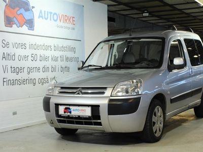 brugt Citroën Berlingo 1,6 HDI 90HK