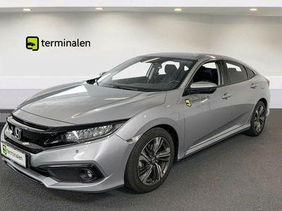 brugt Honda Civic 1,5 VTEC Turbo Elegance CVT