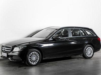 brugt Mercedes C200 2,0 stc. aut.