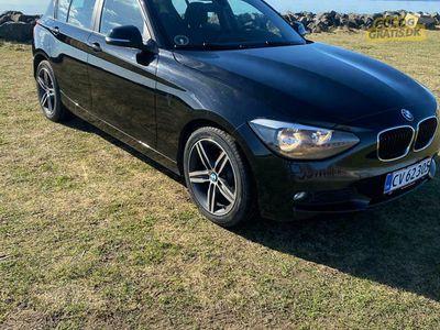 brugt BMW 118 D aut