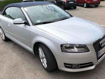 brugt Audi A3 Cabriolet 2,0 TDI 2,0