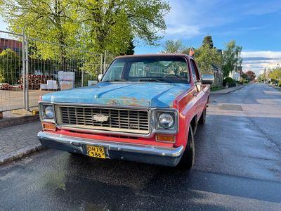 brugt Chevrolet C10 Custom Deluxe