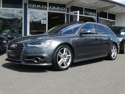brugt Audi A6 3,0 TDi 320 S-line Avant quat. Tip