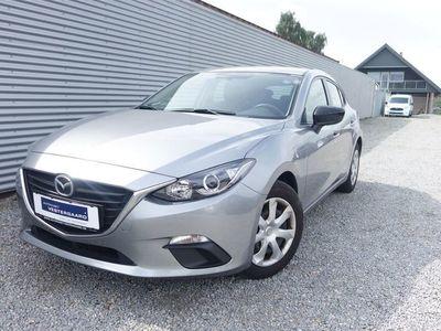 brugt Mazda 3 1,5 Skyactiv-G Core 100HK 5d 6g