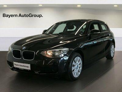 second-hand BMW 114 i