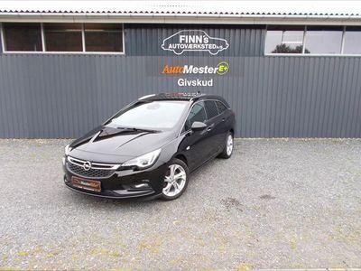 brugt Opel Astra Sports Tourer 1,6 CDTI Dynamic Start/Stop 136HK Stc 6g