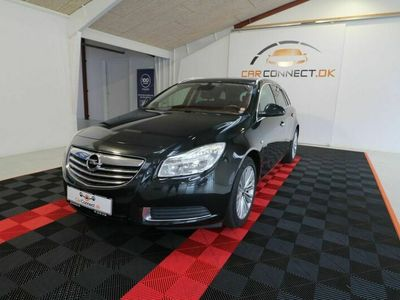 brugt Opel Insignia 2,0 CDTi 160 Edition Sports Tourer eco