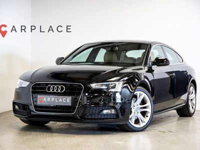brugt Audi A5 Sportback 2,0 TDi 190 S-line Multitr.