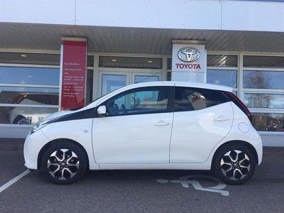 usata Toyota Aygo 1,0 VVT-I X-Cellence 72HK 5d