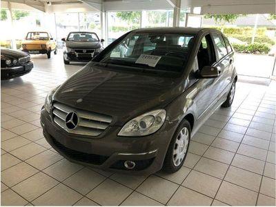 brugt Mercedes B180 2,0 CDI 109HK 6g - Personbil - Metal