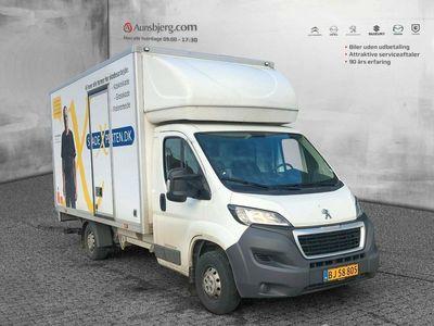 brugt Peugeot Boxer 335 HDi 130 Alukasse m/lift