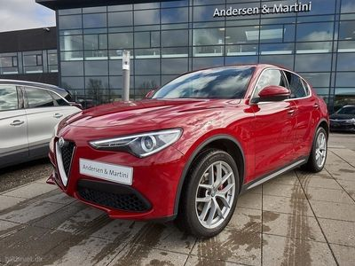 second-hand Alfa Romeo Stelvio 2,0 TB First Edition Q4 280HK 5d 8g Aut.