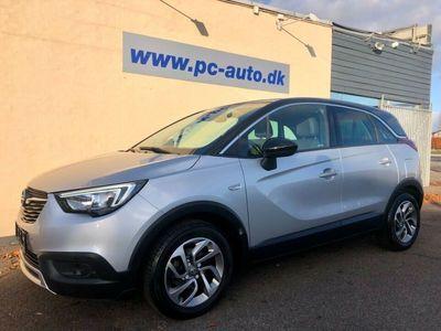 brugt Opel Crossland X 1,2 Innovation 5d