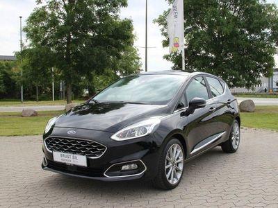 brugt Ford Fiesta 1,0 EcoBoost Vignale 140HK 5d