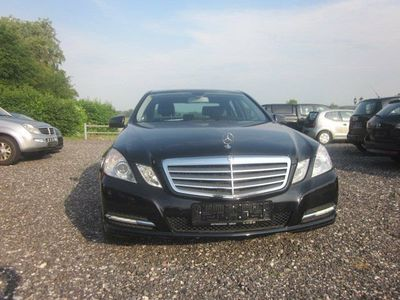 second-hand Mercedes E200 8 Elegance st.car aut. BE