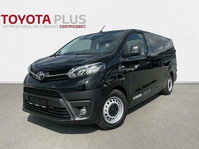 brugt Toyota Verso ProaceLong 2,0 D Combi m/bagklap 122HK 6g B