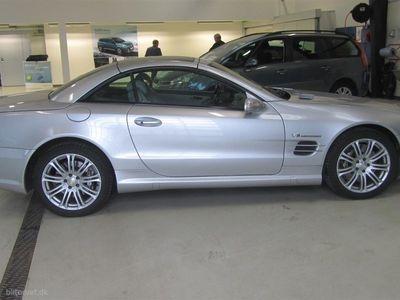 gebraucht Mercedes SL55 AMG AMG aut. 500HK Cabr.