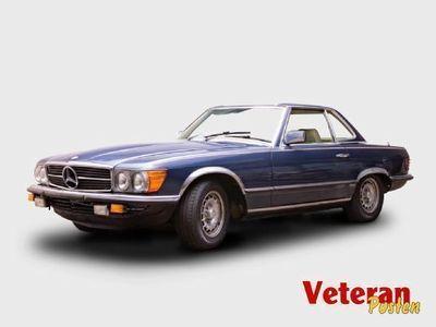brugt Mercedes SL450 AUT