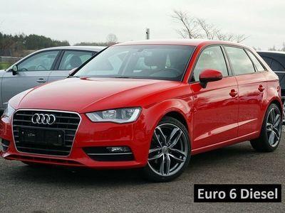 brugt Audi A3 Sportback 2,0 TDi 150 Ambition