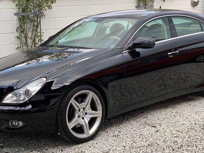 usado Mercedes CLS350 3,5 CGI 292HK 7g Aut.