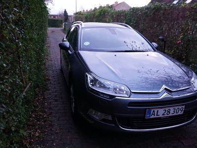 brugt Citroën C5 HDI 160 TOURER