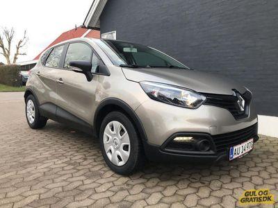 brugt Renault Captur