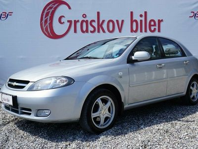 brugt Chevrolet Lacetti 1,8 CDX